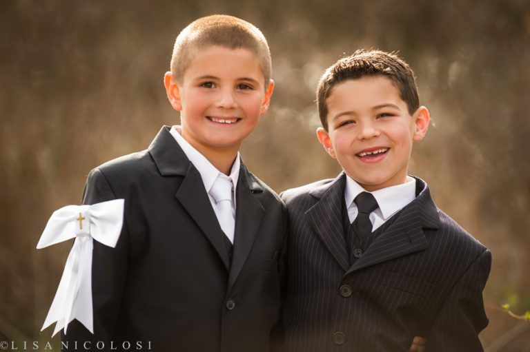 First Holy Communion Photos | Long Island Children Photographer | Babylon NY