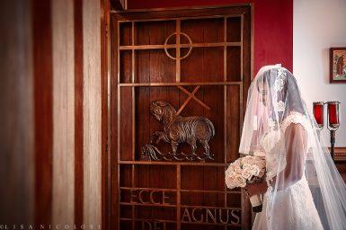 Bridal Portraits before the Bridal March | Long Island Wedding Photographer
