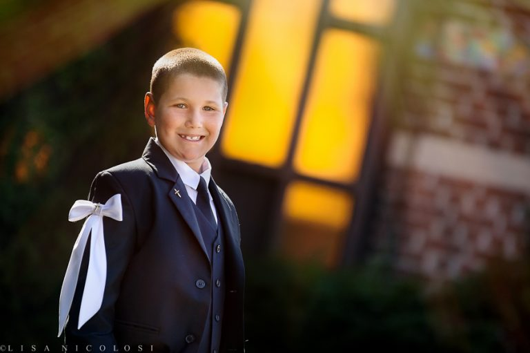 Read more about the article Virgilio's First Holy Communion Portraits   St. Joseph's Catholic Church Babylon Long Island