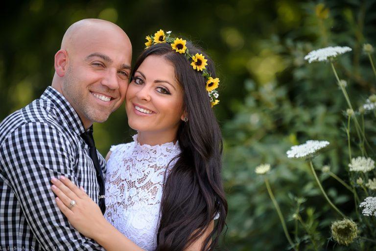 Duckwalk Vineyards Wedding | North Fork Wedding Portrait Session