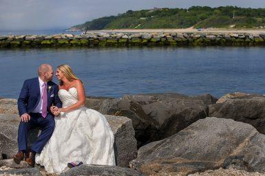 North Fork Wedding at Clovis Point Winery & Vineyard