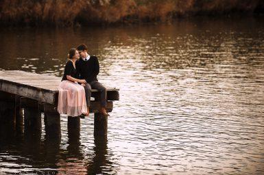 Sophia & Austin's Engagement Session | Long Island, NY Wedding Photographer