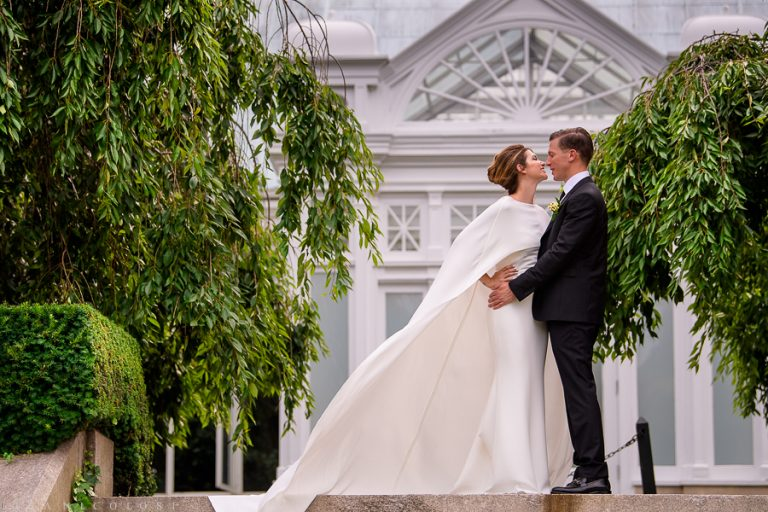 New York Botanical Garden Wedding Photographer | NYBG Wedding Photos