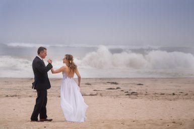 Intimate Backyard Hamptons Wedding | East End Wedding Photographer
