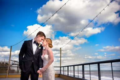 Wedding at Gurney's Montauk Resort and Seawater Spa