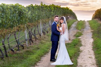 Pellegrini Vineyards Wedding | Cutchogue, NY
