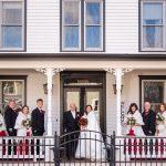 Jamesport Manor Inn Wedding | The Whitecap | Christmas Themed Wedding