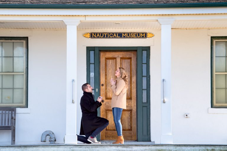 North Fork Marriage Proposal | Proposal Photographer