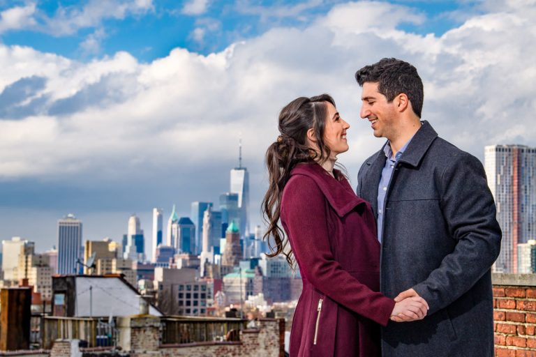 Park Slope Brooklyn Engagement Session
