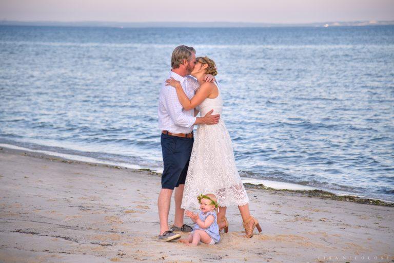 Intimate North Fork Wedding in Jamesport