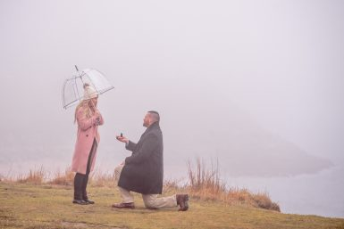 Rainy Day Montauk Proposal