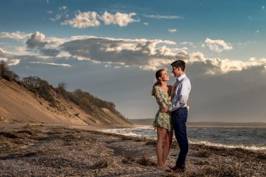 Long Island Beach Proposal Photographer