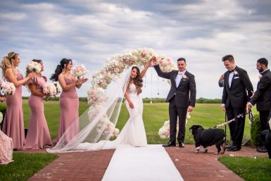 Read more about the article Bourne Mansion Wedding